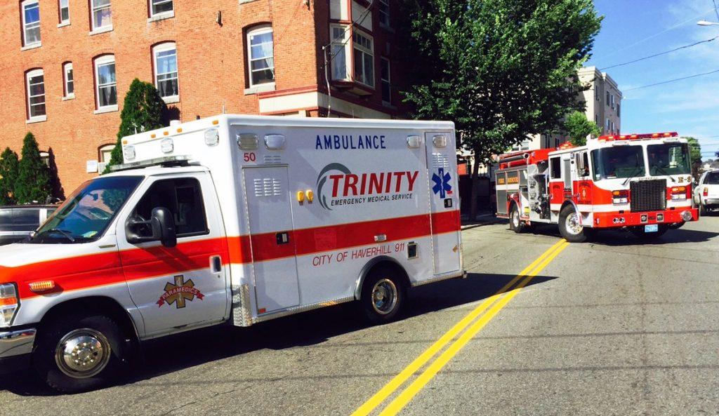 non emergency transportation trinity ems